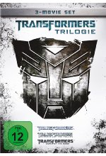 Transformers - Trilogie  [3 DVDs] DVD-Cover