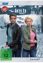 Akte Ex - Staffel 1  [4 DVDs] DVD-Cover