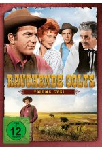 Rauchende Colts - Volume 2  [7 DVDs] DVD-Cover