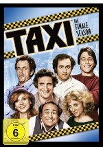 Taxi - Staffel 5  [3 DVDs] DVD-Cover
