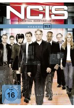 NCIS - Naval Criminal Investigate Service/Season 11.1  [3 DVDs] DVD-Cover