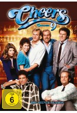Cheers - Season 9   [5 DVDs] DVD-Cover