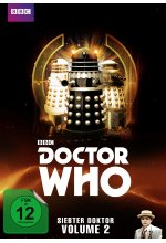 Doctor Who - Siebter Doctor Vol. 2  [5 DVDs] DVD-Cover