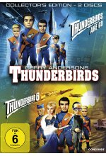 Thunderbirds Are Go/Thunderbird 6  [CE] [2 DVDs] DVD-Cover