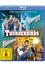 Thunderbirds Are Go/Thunderbird 6  [CE] Blu-ray-Cover