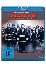 Chicago Fire - Staffel 2  [5 BRs] Blu-ray-Cover