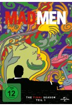 Mad Men - Season 7.1  [3 DVDs] DVD-Cover