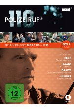 Polizeiruf 110 - MDR Box 1  [3 DVDs] DVD-Cover
