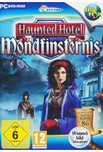 Haunted Hotel - Mondfinsternis Cover