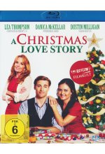 A Christmas Love Story Blu-ray-Cover