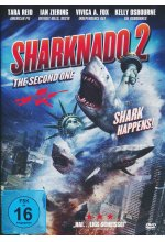 Sharknado 2 - The Second One - Uncut DVD-Cover