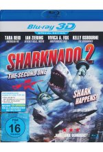 Sharknado 2 - The Second One - Uncut  [SE] (inkl. 2D-Version) Blu-ray 3D-Cover