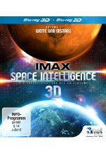 Space Intelligence 3D - Vol. 1: Weite und Distanz  (inkl. 2D-Version) Blu-ray 3D-Cover