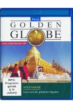 Myanmar - Golden Globe Blu-ray-Cover