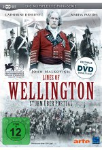 Lines of Wellington - Sturm über Portugal (Die komplette Mini-Serie) DVD-Cover