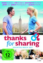 Thanks for Sharing - Süchtig nach Sex DVD-Cover