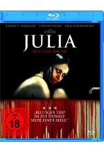 Julia - Blutige Rache Blu-ray-Cover
