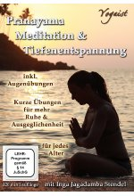 Pranayama, Meditation & Tiefenentspannung DVD-Cover