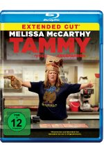 Tammy - Voll abgefahren - Extended Cut Blu-ray-Cover