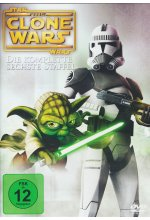 Star Wars - The Clone Wars - Staffel 6  [3 DVDs] DVD-Cover