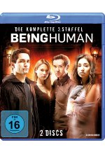 Being Human - Staffel 3  [2 BRs]       <br> Blu-ray-Cover
