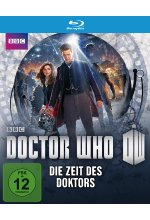 Doctor Who - Die Zeit des Doktors Blu-ray-Cover