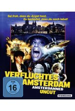 Verfluchtes Amsterdam - Uncut Blu-ray-Cover