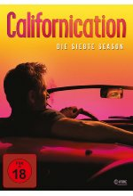 Californication - Season 7  [2 DVDs]<br> DVD-Cover