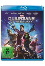 Guardians of the Galaxy Blu-ray-Cover