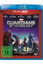 Guardians of the Galaxy Blu-ray 3D-Cover