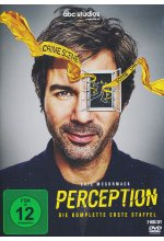 Perception - 1. Staffel  [2 DVDs] DVD-Cover