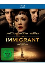 The Immigrant Blu-ray-Cover