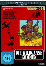 Die Wildgänse kommen - Cinema Treasures DVD-Cover