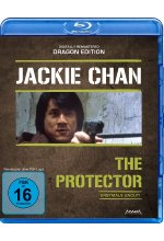 Jackie Chan - The Protector - Uncut/Dragon Edition Blu-ray-Cover