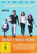 Wish I Was Here DVD-Cover