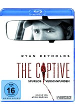 The Captive Blu-ray-Cover