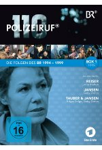 Polizeiruf 110  - Box 1  [3 DVDs] DVD-Cover