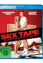Sex Tape Blu-ray-Cover