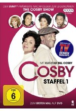 Cosby - Staffel 1  [4 DVDs] DVD-Cover