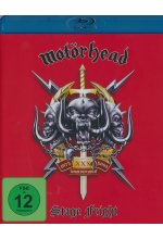 Motörhead - Stage Fright Blu-ray-Cover