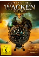 Wacken - Der Film<br> DVD-Cover