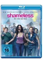 Shameless - Staffel 4  [2 BRs] Blu-ray-Cover