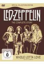 Led Zeppelin - Whole Lotta Love DVD-Cover