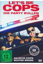 Let's be Cops - Die Party Bullen DVD-Cover