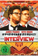 The Interview DVD-Cover