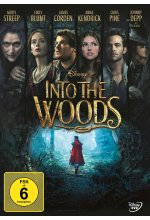 Into the Woods DVD-Cover