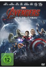 Marvel's The Avengers - Age of Ultron DVD-Cover