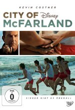 City of McFarland DVD-Cover