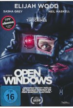 Open Windows DVD-Cover