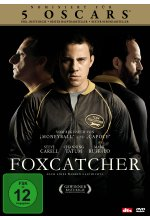 Foxcatcher DVD-Cover